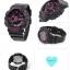 นาฬิกา คาสิโอ Casio Baby-G Girls' Generation Street Neon Duo Color series รุ่น BA-111-1A ของแท้ รับประกันศูนย์ 1 ปี thumbnail 3