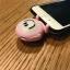 เคส iPhone Smile สีฟ้า มีไฟ Selfie thumbnail 5