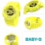 นาฬิกา Casio Baby-G Girls' Generation Sweet Candy Pastel series รุ่น BA-110CA-9A (เหลืองพาสเทล) ของแท้ รับประกันศูนย์ 1 ปี thumbnail 3