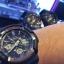 นาฬิกา Casio G-Shock Standard ANALOG-DIGITAL Tough Solar GAS-100 series รุ่น GAS-100G-1A (สีดำ-ทอง) ของแท้ รับประกัน1ปี thumbnail 5