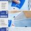 พรมแต่งบ้าน พรมเช็ดเท้าลายกราฟฟิคสีน้ำเงิน mat02 thumbnail 2
