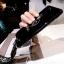 เคส iPhone อมยิ้มใส่มงกุฏเพชร สีดำ thumbnail 2
