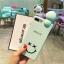 เคส iPhone Smile สีฟ้า มีไฟ Selfie thumbnail 2