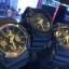 นาฬิกา Casio G-Shock Standard ANALOG-DIGITAL Tough Solar GAS-100 series รุ่น GAS-100G-1A (สีดำ-ทอง) ของแท้ รับประกัน1ปี thumbnail 4