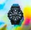 นาฬิกา Casio G-Shock Special Pearl Blue Neon Accent Color series รุ่น GA-700PC-1A ของแท้ รับประกันศูนย์ 1 ปี thumbnail 2