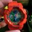 นาฬิกา คาสิโอ Casio G-Shock Limited Hyper Color รุ่น GA-110A-4 ( ส้ม ไฮเปอร์) หายาก ของแท้ รับประกันศูนย์ 1 ปี thumbnail 7