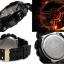 นาฬิกา CASIO G-SHOCK รุ่น GA-110GB-1A GOLD&BLACK SPECIAL COLOR SERIES ของแท้ รับประกัน 1 ปี thumbnail 5