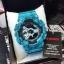 นาฬิกา คาสิโอ Casio G-Shock Limited Slash Pattern series รุ่น GA-110SL-3A สีมิ้นท์ช็อคโกแลตชิพ ของแท้ รับประกันศูนย์ 1 ปี(หายากมาก) thumbnail 5