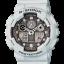 นาฬิกา คาสิโอ Casio G-Shock Limited model 30th Anniversary รุ่น GA-100LG-8A สีเทาควันบุหรี่ thumbnail 1