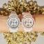 นาฬิกา Casio Baby-G Elegantly Feminine color series รุ่น BGA-150EF-7B (ขาวพิ้งค์) ของแท้ รับประกันศูนย์ 1 ปี thumbnail 5