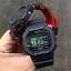นาฬิกา Casio G-Shock Limited Heritage Black & Red (HR) series รุ่น DW-5600HR-1 ของแท้ รับประกันศูนย์ 1 ปี thumbnail 5
