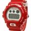 นาฬิกา คาสิโอ CASIO G-SHOCK Limited Edition Rare item รุ่น DW-6900FS A BATHING APE (BAPE) x Coca-Cola หายากมาก ของแท้ รับประกันศูนย์ 1 ปี thumbnail 1