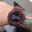 นาฬิกา Casio G-Shock Limited Bordeaux Wine color series รุ่น GA-110EW-4AJF (ไม่วางขายในไทย) ของแท้ รับประกันศูนย์ 1 ปี (นำเข้าJapan) thumbnail 4