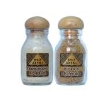 ผงกำยาน อโรม่า Frankincense Powder Gum Tear แท้ 100% 40g + ผงมดยอบ อโรม่า Myrrh Powder Gum Tear แท้ 100% 40g