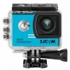 SJ CAM SJ5000X ELITE EDITION 4K GYRO ของแท้ 100% *รุ่นอัพเกรดล่าสุด [Blue]