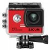 SJ CAM SJ5000X ELITE EDITION 4K GYRO ของแท้ 100% *รุ่นอัพเกรดล่าสุด [Red]