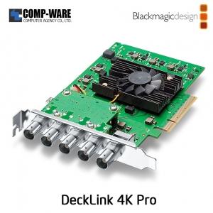 Blackmagic Design DeckLink 4K Pro