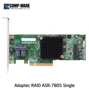 Microsemi Raid Controller 2274100-R (8-Port Internal) PCIe ASR-7805 Single