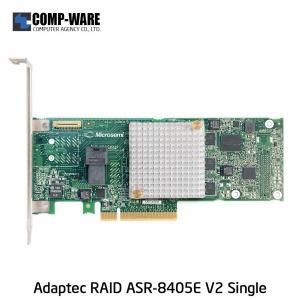 Microsemi Raid Controller 2293901-R (4-Port Internal) PCIe ASR-8405E V2 Single