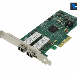 Intel Ethernet Server Adapter I350-F2 (2-Port) LC Fiber Optic Connector