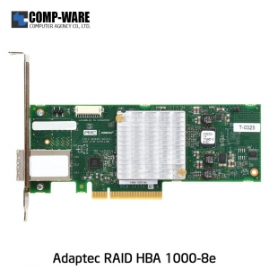 Microsemi Raid Controller 2288100-R (8-Port External) PCIe HBA 1000-8e Single