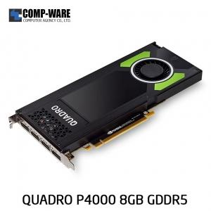 Leadtek Nvidia Quadro P4000 Workstation Graphics Card (ต่อออก 4 จอได้)