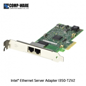 Intel Ethernet Server Adapter I350-T2V2 (2-Port) RJ-45 Connector