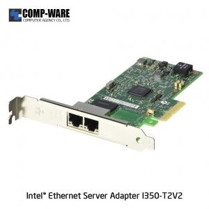 Intel Ethernet Server Adapter I350-T2V2 (2-Port) RJ-45 Connector