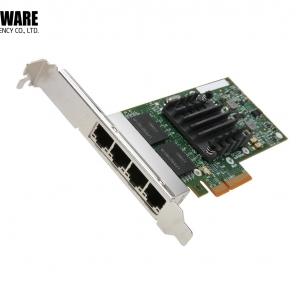Intel Ethernet Server Adapter I340 -T4 (4-Port) RJ -45 Connector