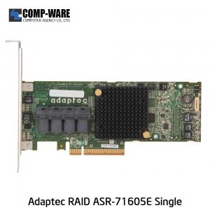 Microsemi Raid Controller 2274500-R (16-Port Internal) PCIe ASR-71605E Single