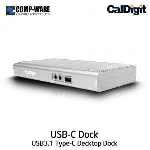 CalDigit USB-C Dock - USB3.1 Type-C Decktop Dock