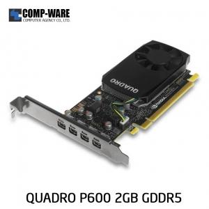 Gigabyte Nvidia Quadro P600 Workstation Graphics Card (ต่อออก 4 จอได้)