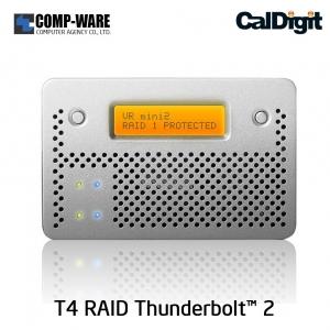 CalDigit VR mini 2 (4TB) Media RAID System with Firewire & USB Interface