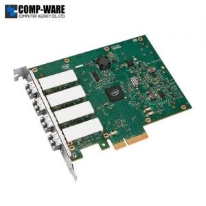 Intel Ethernet Server Adapter I340-F4 (4-Port) LC Fiber Optic Connector
