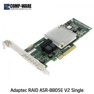 Microsemi Raid Controller 2294001-R (8-Port Internal) PCIe ASR-8805E V2 Single