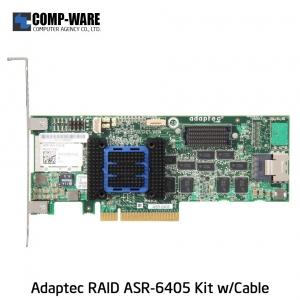 Microsemi Raid Controller 2271100-R (4-Port Internal) PCIe ASR-6405 Kit