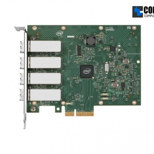 Intel Ethernet Server Adapter I350-F4 (4-Port) LC Fiber Optic Connector