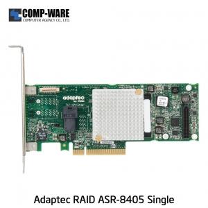 Microsemi Raid Controller 2277600-R (4-Port Internal) PCIe ASR-8405 Single