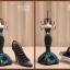 Abocos Dress Jewelry Hanging ตุ๊กตาแขวนเครื่องประดับ แบบเซต2ชิ้น thumbnail 3