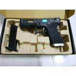 WE Glock18 Full Auto G-Force สไลด์ดำท่อทอง