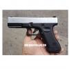Glock 17 สไลด์เงิน