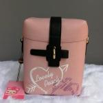 กระเป๋า Peach ของแท้ 💯% แบบสะพายทรงกล่อง