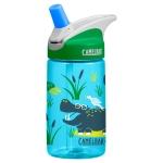 กระติกน้ำเด็ก ยอดนิยม CamelBak eddy Kids .4L Water Bottle ลายฮิปโป