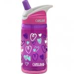กระติกน้ำเด็ก ยอดนิยม CamelBak eddy Kids .4L Water Bottle ลายฮาร์ท