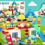 FUNLOCK ตัวต่อ Super Block 156 ชิ้น 5 in 1