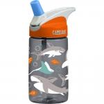 กระติกน้ำเด็ก ยอดนิยม CamelBak eddy Kids .4L Water Bottle ลายปลาฉลาม