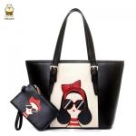 กระเป๋าแฟชั่นทรง Shopping-Beibaobao งานแท้ 100% พร้อมส่ง