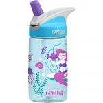 กระติกน้ำเด็ก ยอดนิยม CamelBak eddy Kids .4L Water Bottle ลายเงือกน้อย