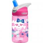กระติกน้ำเด็ก ยอดนิยม CamelBak eddy Kids .4L Water Bottle ลายหัวกะโหลก