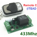 433 MHz RF remote controller (ของแท้ ITEAD 100% ไม่ใช่ Cloner หรือ Duplicator)